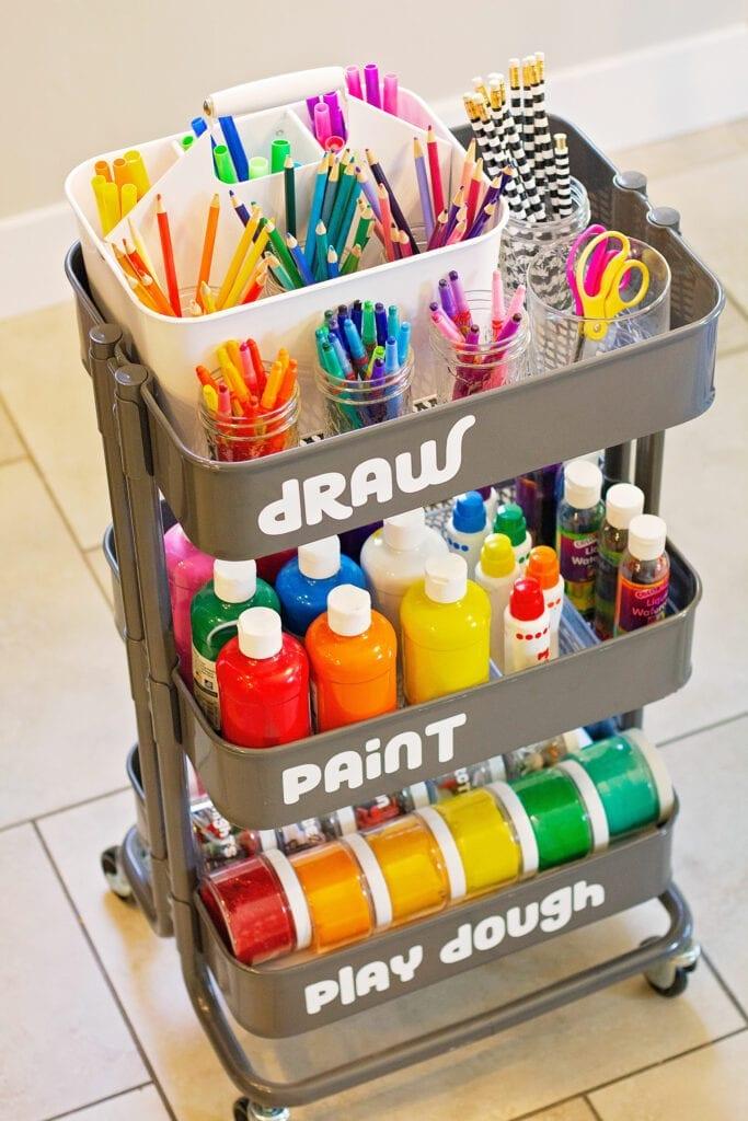 Art Trolley