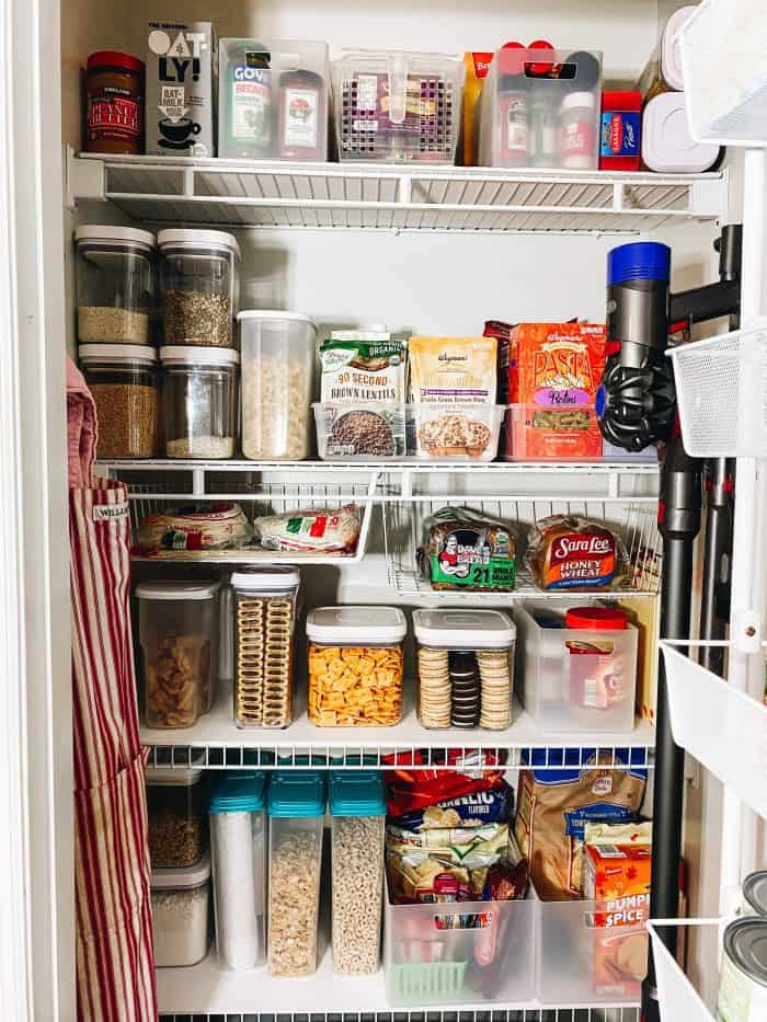 25 brilliant storage ideas for kitchen cupboards - 904 shared Small Pantry Organization