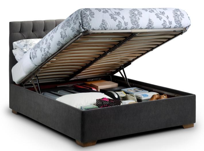 Max Storage Bed | Deep Storage Beds | 35cm Storage