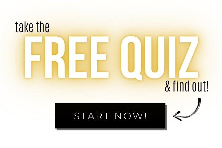 Take the free quiz now and know exactly where to start when you are getting organised